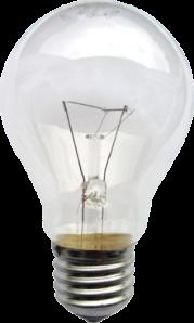 Glühbirne (Quelle: http://de.wikipedia.org/wiki/Datei:Gluehlampe_01_KMJ.png)